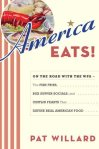 America, 1940s, food, culture, gatherings, events, Pat Willard, book