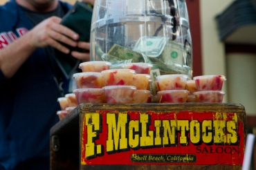 SLO, San Luis Obispo, farmers' market, thursday, F. McLintocks