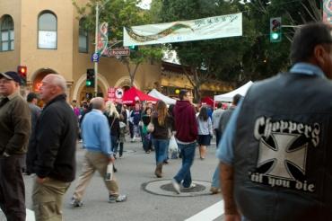 SLO, Farmers' Market, San Luis Obispo, Cal Poly